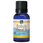 Nordic Naturals 婴幼儿维生素D滴剂 120天剂量