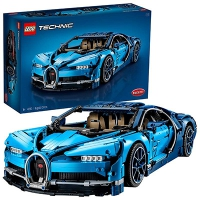 LEGO 乐高 Bugatti Chiron 42083 布加迪威龙积木拼插玩具