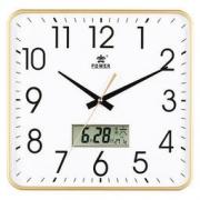 POWER 霸王 客厅挂钟 12英寸 2款可选