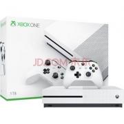 Microsoft 微软 Xbox One S 1TB 家庭娱乐游戏机普通版