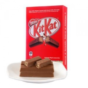 Nestlé 雀巢 KitKat 奇巧 威化牛奶巧克力制品 17g*12支