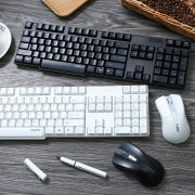 雷柏1800无线键盘鼠标套装