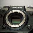 富士(FUJIFILM) X-H1 APS-C画幅无反相机 机身+VPB手柄套装  IBIS五轴防抖¥10728