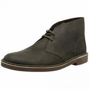 限尺码:Clarks Bushacre 2 男士沙漠靴