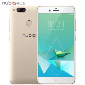 nubia 努比亚 Z17mini 智能手机 6GB 香槟金899元包邮