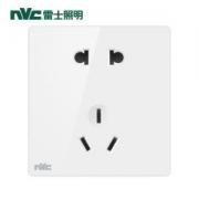 nvc-lighting 雷士照明 灵动系列 五孔插座面板