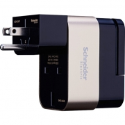 Schneider Electric 施耐德电气 多国通用旅行插座转换器