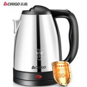 CHIGO 志高 ZD18A-708G8 电水壶 1.8L39.9元