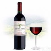 Montes 蒙特斯 欧法梅洛干红葡萄酒 750ml