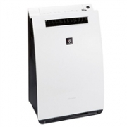 SHARP夏普SPlasmacluster25000 KI-FX75-W搭载 加湿空气净化器