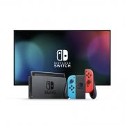任天堂(Nintendo) Switch 游戏机 (红蓝Joy-Con手柄)
