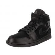 AJ乔丹(Air Jordan)  1 MID 男子篮球鞋