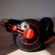 AKG 爱科技 K240 R Studio 专业监听耳机