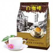 南洋旧街场 三合一速溶白咖啡 18g*50条装 原味 共900g
