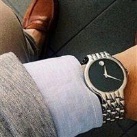 MOVADO摩凡陀 Veturi系列男款时装腕表 0606337