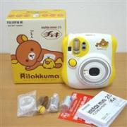 Fujifilm富士拍立得instax mini 25轻松熊相机 黄色款