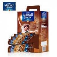 麦斯威尔 速溶三合一特浓咖啡 105条
