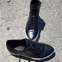 ECCO 爱步 Gillian系列 女士真皮高帮休闲鞋