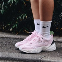 Nike耐克 最新爆款老爹鞋 M2K Tekno 粉色