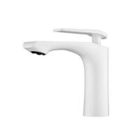 OULIN 欧琳 OL-MPU502-C 欧式艺术洗脸盆龙头 烤漆白色款