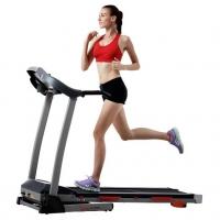 SUNNY HEALTH&FITNESS   家用静音可折叠跑步机 可调坡度
