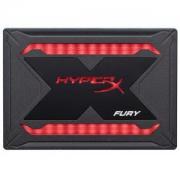 Kingston 金士顿 HyperX Fury系列 480GB SATA3 RGB 固态硬盘
