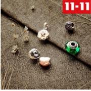 Rue La La双十一现有精选PANDORA珠宝首饰低至3.5折促销