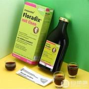 Salus Floradix 铁元 绿瓶 补铁补血营养液500ml €13.99