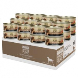 CANIDAE 卡比 宠物主食狗罐头 牛肉、鸡肉与蔬菜 156g*24罐