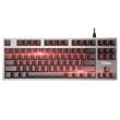 富勒第九系 G87 黑轴 87键 机械键盘 黑轴229元包邮