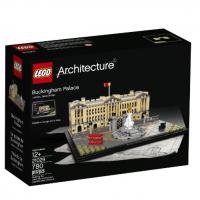 乐高(LEGO)  建筑系列 21029 白金汉宫 *3件