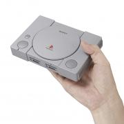 索尼(SONY)  PlayStation Classic游戏机 重置版