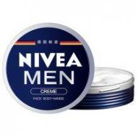 新低:妮维雅 蓝罐 男士保湿补水面霜 30ml 送洗面奶50g