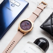 Samsung 三星 Galaxy Watch 42mm 智能手表体验试用