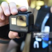 GoPro  HERO5 Black 4K运动相机套装(含Casey收纳包+Shorty延长杆+16GB 存储卡)