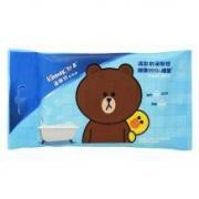PLUS会员:舒洁(Kleenex)湿厕纸 旅行装 10片装