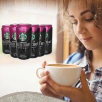 Starbucks 星巴克 星倍醇 摩卡味浓咖啡饮料 228ml*6罐