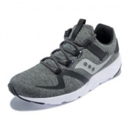 Saucony圣康尼 GRID 9000 MOD 经典复古鞋 跑鞋 男鞋 S40014 灰/黑 42.5
