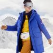 充绒250g!Bosideng 波司登 极寒系列 男士 中长款 羽绒服双重优惠1179元(专柜价3238元)