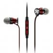 Sennheiser  森海塞尔 MOMENTUM In-Ear I Black 馒头入耳式耳机 黑色 苹果版¥489