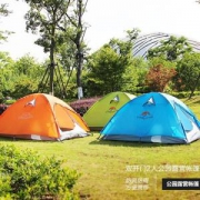 MOBI GARDEN 牧高笛 CAMTHLON NMZ1329001 入门级双人帐篷