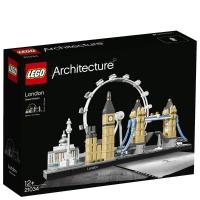 乐高(LEGO) Architecture 建筑系列 21034 伦敦