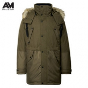 ANDREW MARC XFSM8AD481MNY 男士羽绒派克大衣 769元包邮(双重优惠)