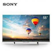 限地区:SONY 索尼 KD-55X8000E 55英寸 4K 液晶电视