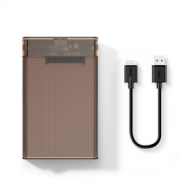 UNITEK 优越者 Y-3036 移动硬盘盒 USB3.0 可换线 17.9元包邮(22.9-5)