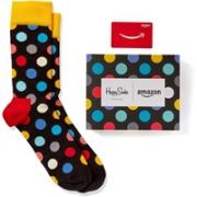 给你装圣诞礼物啦!amazon 亚马逊 圣诞礼品卡+圣诞袜子礼盒装