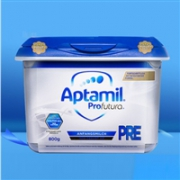 Aptamil 爱他美 铂金版 婴儿奶粉 pre段 800g 4罐 *2件€164.3(约1283.28元),合160.4元/罐