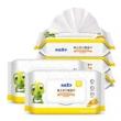 FROGPRINCE 青蛙王子 婴儿湿巾 80抽*5包 湿纸巾 *3件56.49元(合18.83元/件)