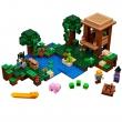 LEGO 乐高 Minecraft系列 女巫小屋 21133404元/件
