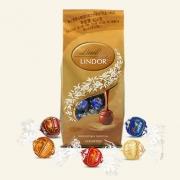Lindt 瑞士莲 软心巧克力分享装 600g 美国进口